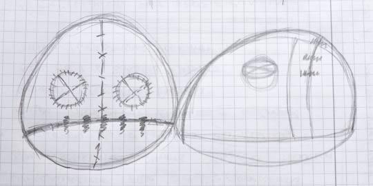 Voodoo-Nadelkissen – Form | Geben