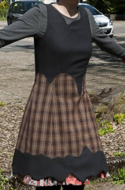 fertiges Kleid