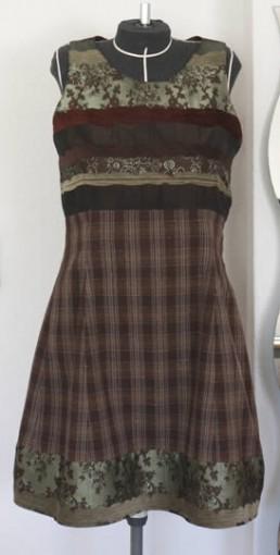 altes Kleid